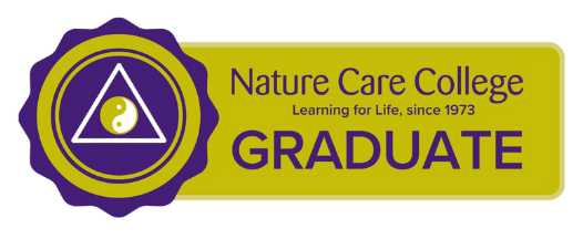 Nature Care College Badge Logo